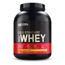 Протеин Optimum Nutrition 100% Whey protein Gold Standart 2273gr